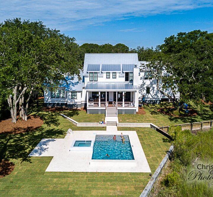 Mt. Pleasant Home for Elizabeth Allen Design
