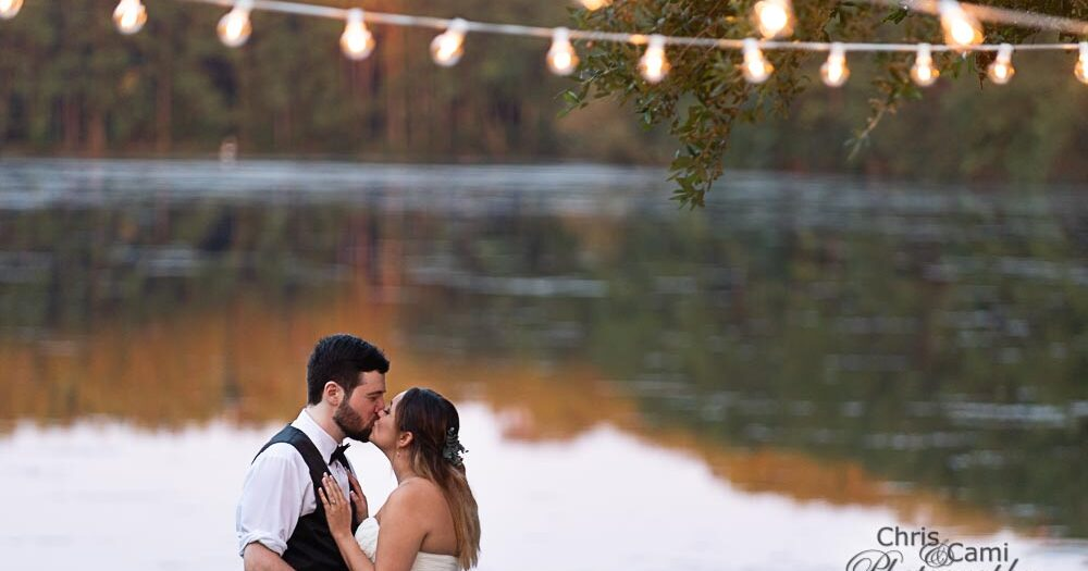 Hanna & Kenny's Wedding - The Lake House at Bulow