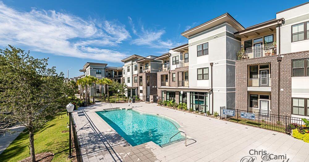 Center Pointe Apartments for Novus Architects