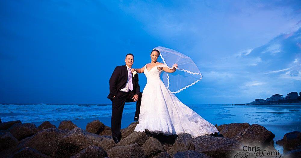 Heather & Rick's Folly Beach Wedding