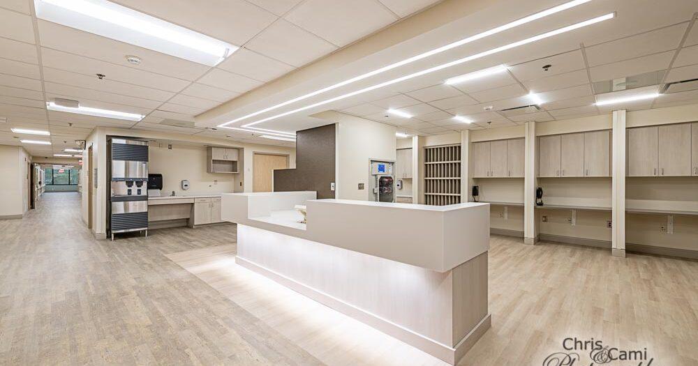 Trident Medical Center for Novus Architects