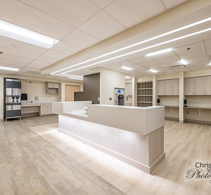 Trident Medical Center for Novus Architects