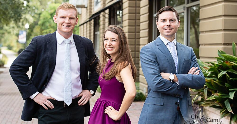 Headshots for Commonwealth Financial