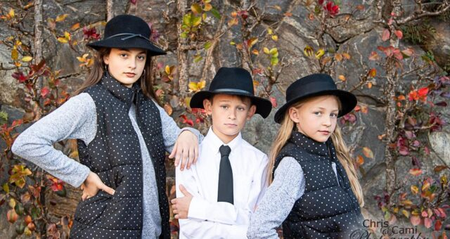 Beavers Family at The Biltmore